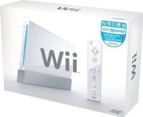 wii video console