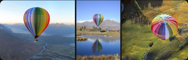 photo hot air balloons